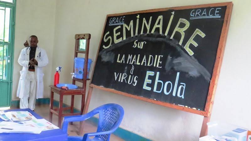 Ebola bedreigt gorilla-opvangcentrum GRACE