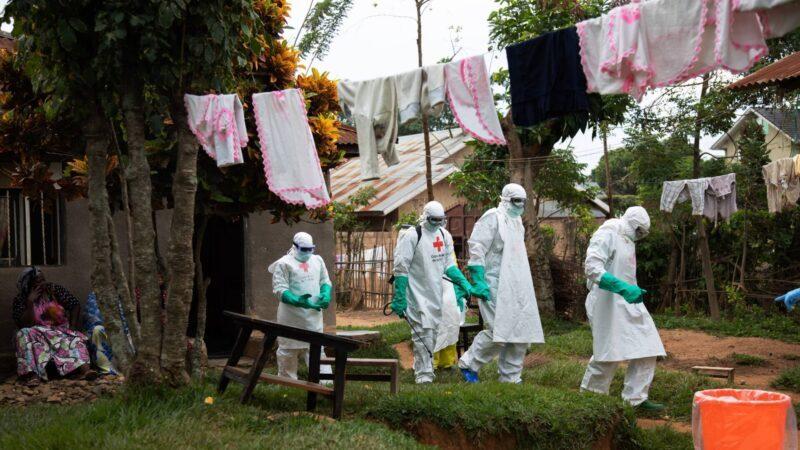 Nieuwe ebola-uitbraak in Congo